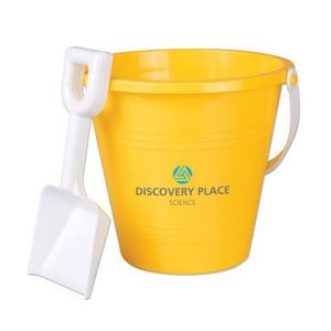 "6"" Sand Pail and Shovel"